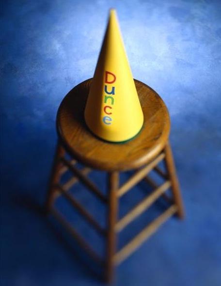 dunce_cap_on_a_stool