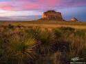Pawnee Buttes Sunset print
