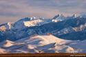 Snow Dunes print