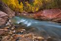 Virgin River Fall print