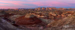 Utah, capitol reef national park photos, bentonite hills, sandstone, sunrise, beige,red, desert, desert southwest, southwest, capitol reef panorama
