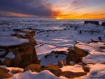 Utah, Utah desert photos, Desert photos, desert southwest photos, snow snowy, winter, Hanksville, cold, sunrise, colorful, art, landscape, nature, overlook