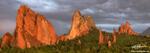 Colorado, Garden of the Gods, Garden of the Gods photos, Colorado Springs, Sunset, sandstone rock,colorado springs photos,panorama, panoramas