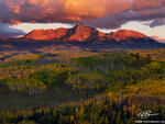 Colorado. Colorado Mountain Photos,fall,autumn,gold,orange,red,san miguels, mountains,uncompahgre national forest