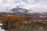 Colorado pictures,Mount Sopris photos,Fall,Autumn,Autumnal,fall foliage,colors,colorful,aspen tree,aspen trees,colorado mountain photos, Mount Sopris picture, Mount Sopris Images,mt. sopris