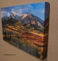 Canvas Gallery Wraps (Ready to Hang)