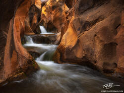 Stream,Water,Creek,Rock,Desert,Boulders,Utah waterfall,utah waterfall pictures,utah desert waterfall pictures