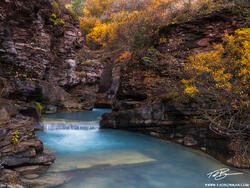 Colorado, stream, streams, river,rivers,turquoise, red canyon, gold,fall,autumn,colorado fall photos,water,Uncompaghre National Forest