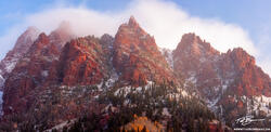 Sievers Mountain Photos,Colorado red rocks photos, mountain pictures,Colorado Fall colors,panorama images