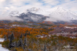 Snowy Sopris Morning