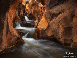 Utah Streams, Rivers, and Waterfall Photos