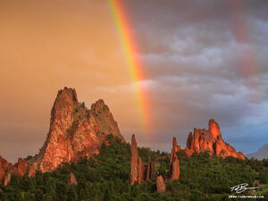 Colorado Rock Formations