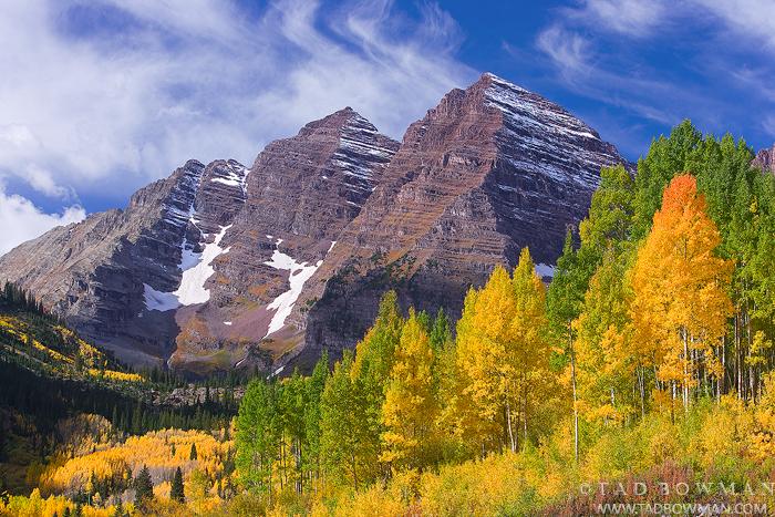Maroon Bells photos,Colorado fall colors,mountain picture, Maroon Bells pictures,Colorado Autumn image, photo