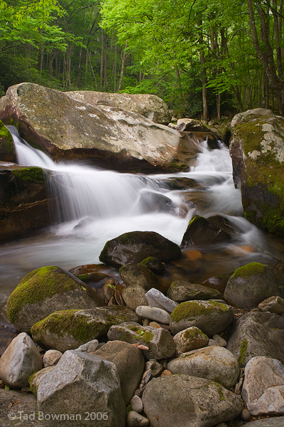 Big Creek photos,waterfall picture,waterfall pictures,  Smokey mountains,smoky mountain waterfall photos, photo