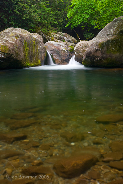 waterfall pictures,north carolina images,smokies,Big Creek, Midnight Hole photos,midnight hole pictures,Smoky Mountains, photo