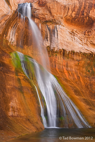 Utah,waterfall pictures,southwest Escalante National park images,Calf Creek Falls pictures,calf creek falls photos, photo