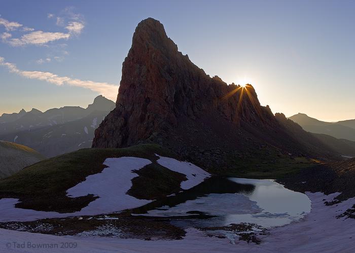 Colorado mountain photos,Sunrise photo,Day break,mountain picture,mountains pictures,Dawn,sun star,mountain peak image, photo