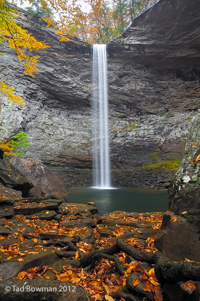 Tennessee images,Ozone Falls photos,Fall,Autumn,Autumnal,leaves,ozone waterfall pictures, photo