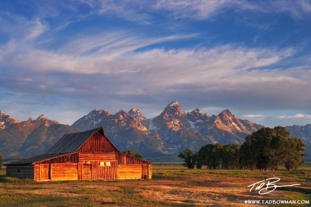 Mormon Row photos,Moulton Barn Photos, Grand Tetons pictures, rural photo,Grand Teton Sunrise images,barn pictures, photo