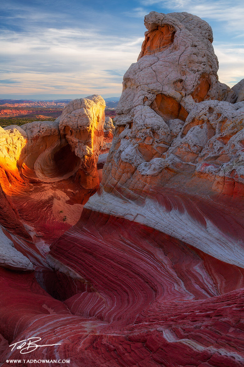 Arizona,desert,southwest,Colorado Plateau,White Pocket photos,white pocket pictures,rock patterns,swirls,sunrise,abstract, vermillion cliffs, vermillion cliffs photos, photo